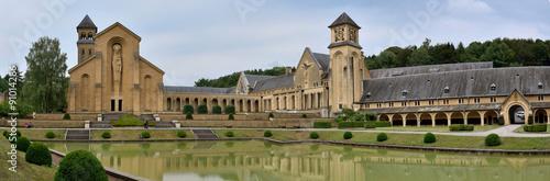 Fotografija  Abbaye d'Orval, Belgique
