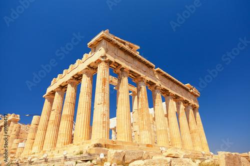 Parthenon at Acropolis, Athens - 91014472