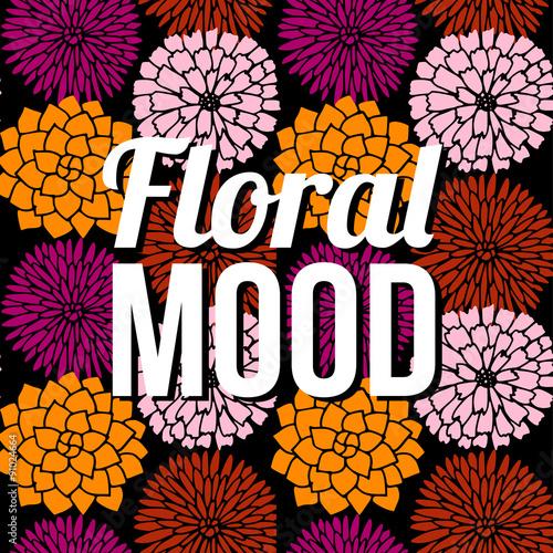 wzor-z-kwiatami-i-napisem