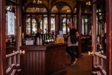 Open Door To The Pub