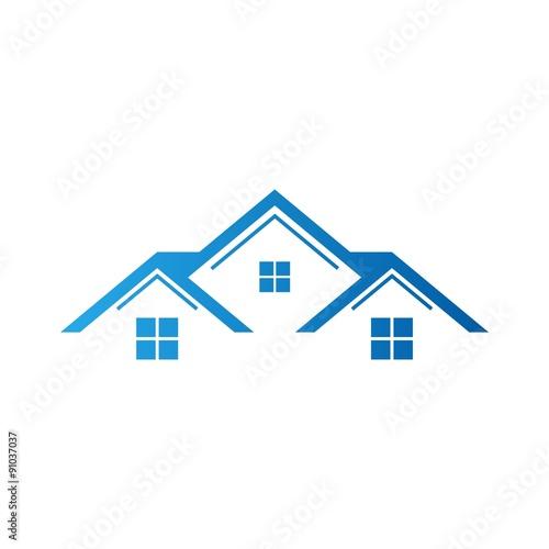 Fotografia, Obraz Real Estate Vector Template