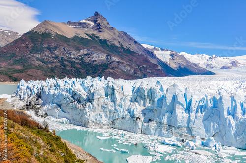 Poster Gletsjers Perito Moreno Glacier, Argentina