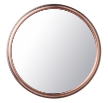 Vintage Makeup Mirror Isolated...