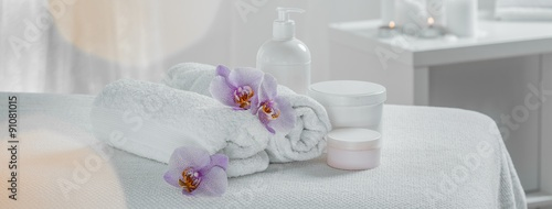 obraz PCV Spa massage supplies