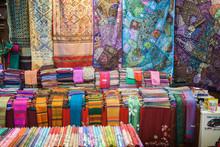 Colorful Thai Fabric