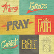 Vintage Hand Drawn Faith Graphics