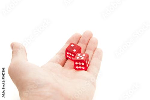 Gambling Dice плакат