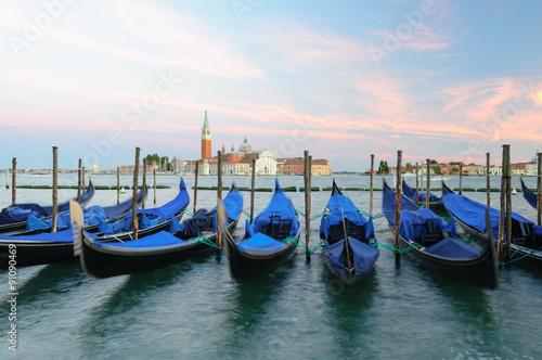 Spoed Foto op Canvas Venezia Piazza San Marco