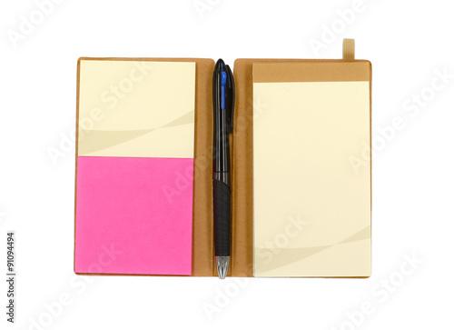 Valokuva  Notebook and stationary