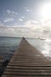 Caribbean's wharf