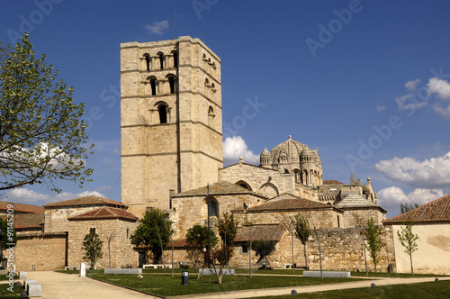 Cathedral Zamora, Castilla y Leon , Spain