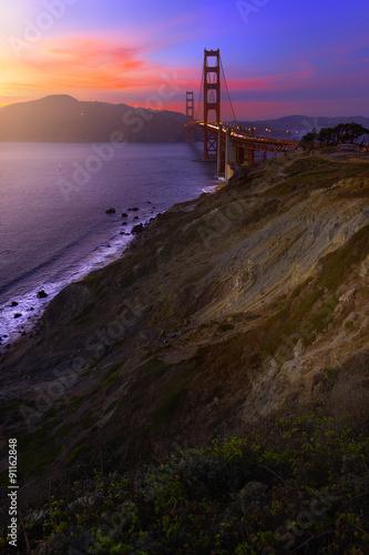 Fotografía  Golden Gate