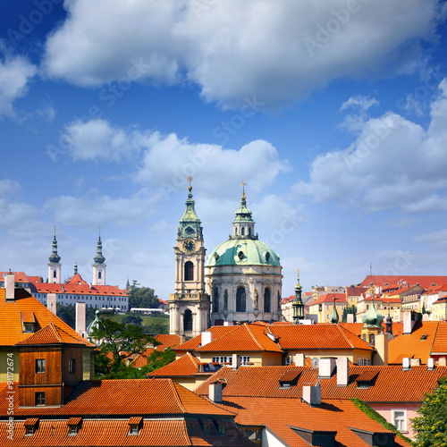 Acrylic Prints Prague Prague, capital city of Czech Republic