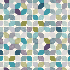 Panel Szklany Abstrakcja seamless abstract dots pattern