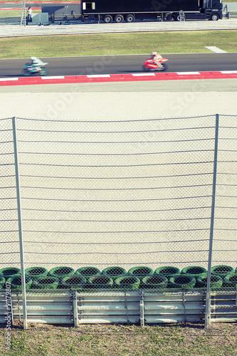 Fotografiet  Speedway racing