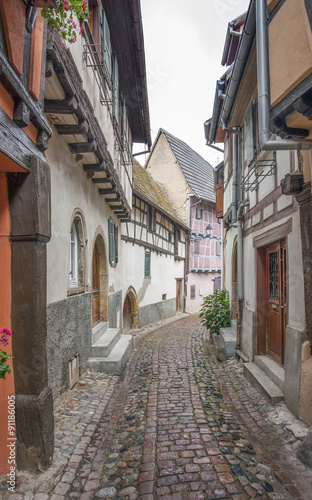 Fototapety, obrazy: Eguisheim in Alsace