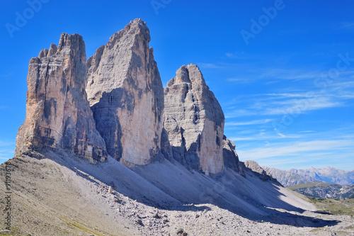 Photo  Dolomiti Cortina Tre Cime di Lavaredo