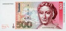 Historische Banknote, 1. Augus...