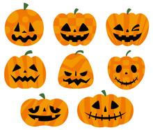 ハロウィン:かぼちゃ...