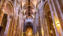 Avila Cathedral Basilica Casti...