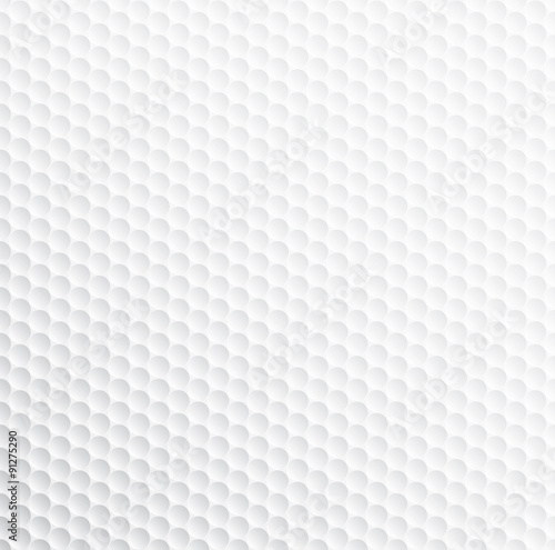 Fotografiet Golf ball pattern