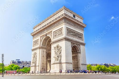 Valokuva  Arch of Triumph