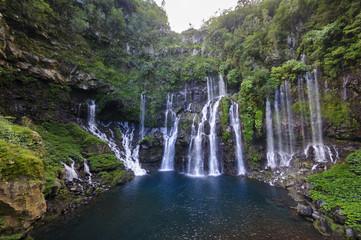 Cascade de Grand Galet, Ile de La Reunion
