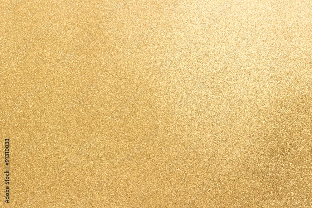 Fototapety, obrazy: Gold Glitzer