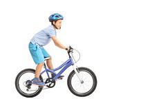 Llittle Boy With Blue Helmet R...