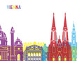 Vienna skyline pop