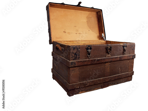 Fotografie, Obraz  antique chest 1