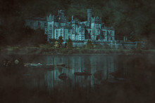 Dark Haunted Castle