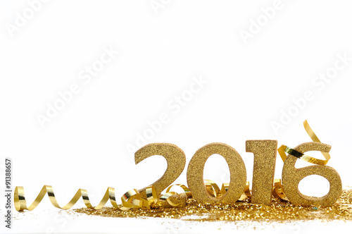 Poster  new year 2016