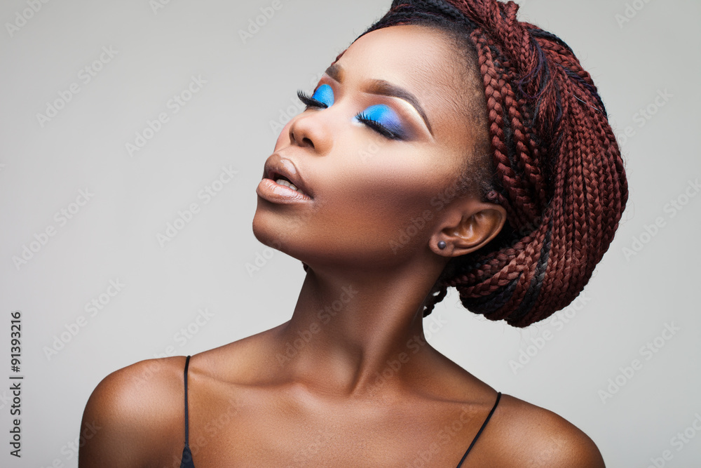 Fototapety, obrazy: African jewel