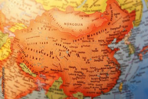 Tuinposter China China