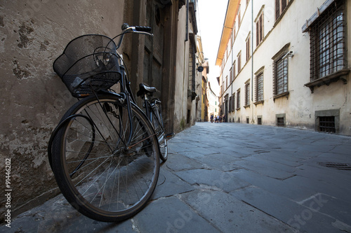 Fototapety, obrazy: Pedestrian street