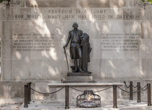 Revolutionary War Tomb Of The Unknown Soldier