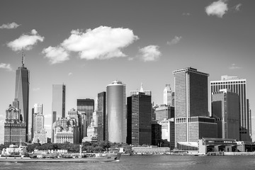 Plakat New York Skyline