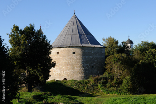 Fényképezés  Fortress Of Staraya Ladoga, Russia