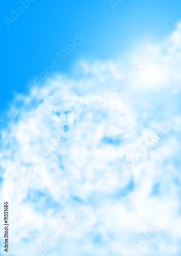Foto op Canvas Hydrangea 猿 さる 申年