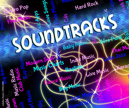 Soundtracks Music Shows Video Game And Melodies - Buy this stock