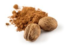 Nutmeg And Ground Nutmeg