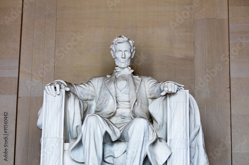 Stampe  The Lincoln Memorial