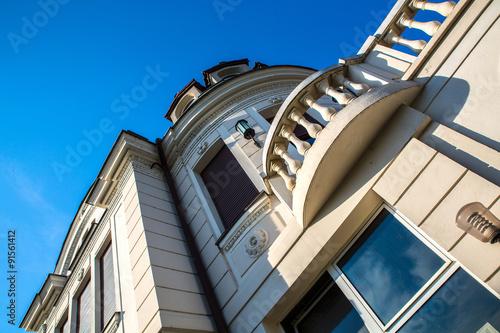 Foto op Aluminium Oude gebouw Historic Architecture in Oradea