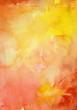 aquarell gelb orange textur