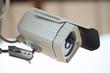 Close Circuit Television hang roof, this camera record detect an