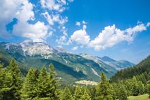 Kunkelspass, Taminatal, Schweiz