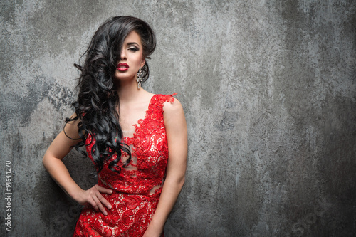 Fotografie, Obraz  Passion woman