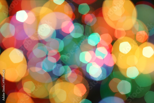 Fotografie, Obraz  textura luzes