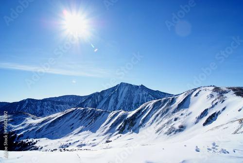 Mt Evans, Colorado